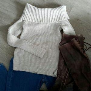 Hollister Cowl Neck Sweater